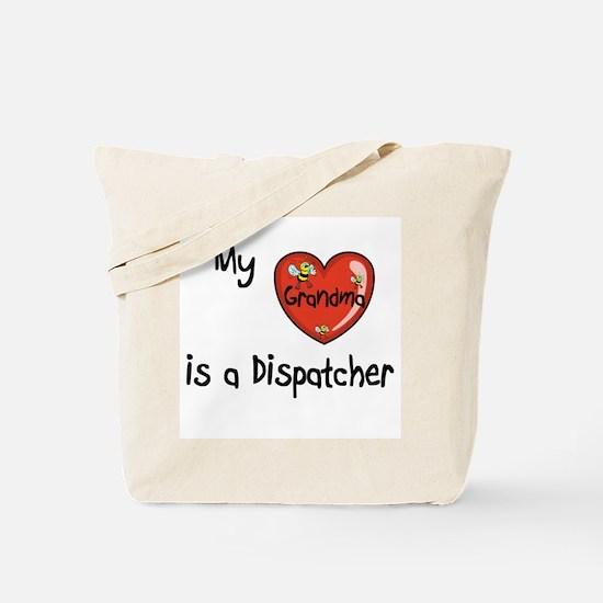 Dispatcher Tote Bag