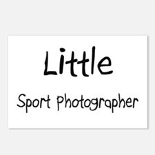 Little Sport Photographer Postcards (Package of 8)