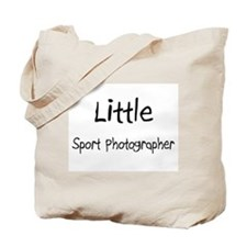 Little Sport Photographer Tote Bag