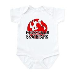 Knoxville Skatepark Infant Bodysuit