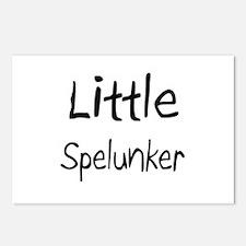 Little Spelunker Postcards (Package of 8)