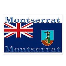 Montserrat Postcards (Package of 8)