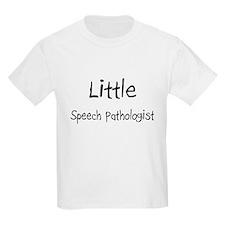 Little Speech Pathologist T-Shirt