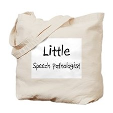 Little Speech Pathologist Tote Bag