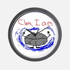 Clam, I am Wall Clock