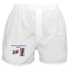 Big Bad Wolf Boxer Shorts