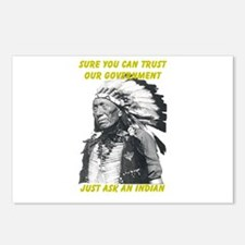 Trust government Postcards (Package of 8)