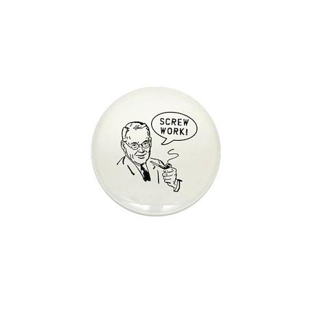 Screw Work Mini Button (100 pack)