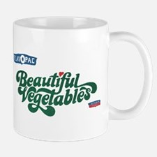 Beautiful Vegetables Mug