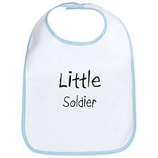 Little Soldier Bib