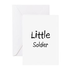 Little Soldier Greeting Cards (Pk of 10)