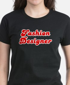 Retro Fashion des.. (Red) Tee