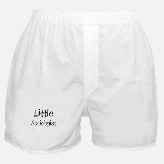 Little Sociologist Boxer Shorts