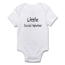 Little Social Worker Infant Bodysuit
