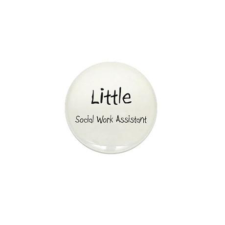 Little Social Work Assistant Mini Button (10 pack)