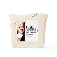 "Blake ""Always Be Ready"" Tote Bag"
