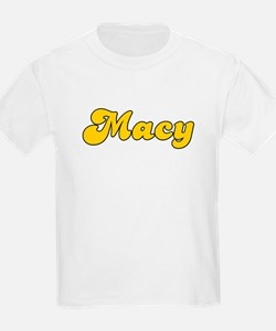 Retro Macy (Gold) T-Shirt