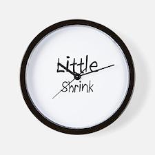Little Shrink Wall Clock