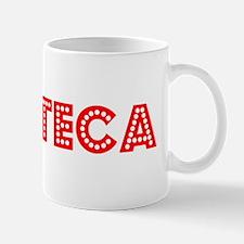 Retro Manteca (Red) Mug