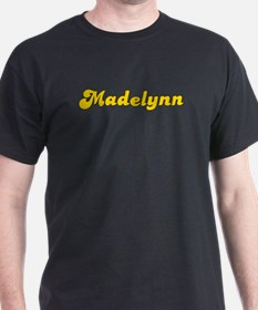 Retro Madelynn (Gold) T-Shirt