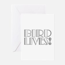 Bird Lives! Greeting Cards (Pk of 10)