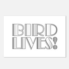 Bird Lives! Postcards (Package of 8)