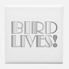 Bird Lives! Tile Coaster