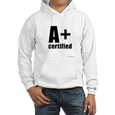 A Plus Certified Hoodie