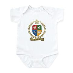 VIENNEAU Family Crest Infant Bodysuit