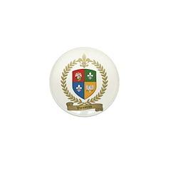 VIENNEAU Family Crest Mini Button (10 pack)