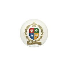 VIENNEAU Family Crest Mini Button (100 pack)