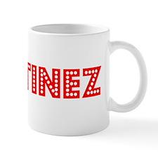 Retro Martinez (Red) Mug