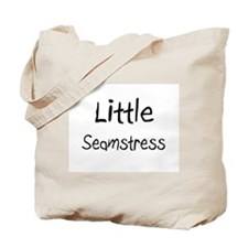Little Seamstress Tote Bag