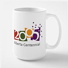 Alberta Centennial Buffalo Mug (large)