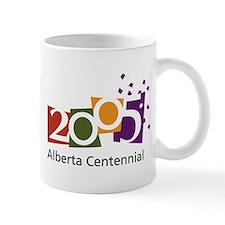 Alberta Centennial Buffalo Mug (regular)