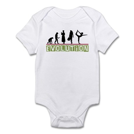 Evolution Yoga Infant Bodysuit