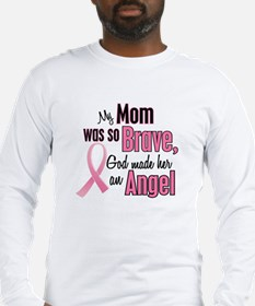 Angel 1 (Mom BC) Long Sleeve T-Shirt