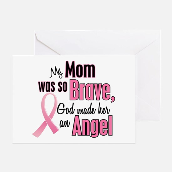 Angel 1 (Mom BC) Greeting Card