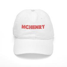 Retro McHenry (Red) Baseball Cap