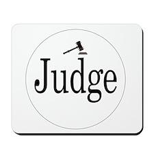 JUDGE  Mousepad