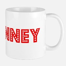 Retro McKinney (Red) Mug