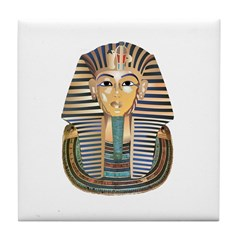 King Tut Tile Coaster