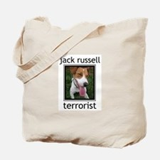 Cute Jack russell terrier lover Tote Bag