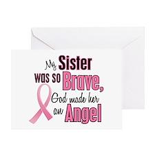 Angel 1 (Sister BC) Greeting Card