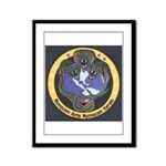 National Recon Framed Panel Print