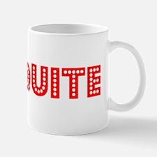 Retro Mesquite (Red) Mug