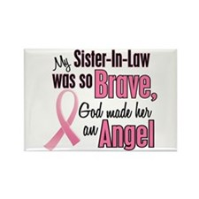 Angel 1 (Sister-In-Law) Rectangle Magnet