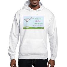 19th hole par-tee - Hoodie Sweatshirt