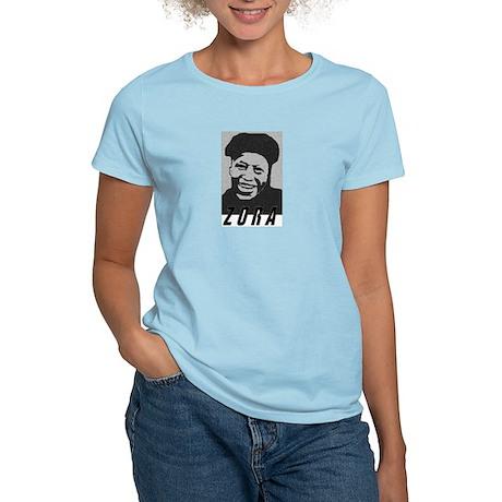 Women's Pink Zora Neal Hurston T-Shirt