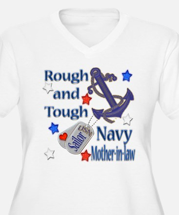 Anchor Sailor Mother-in-law T-Shirt